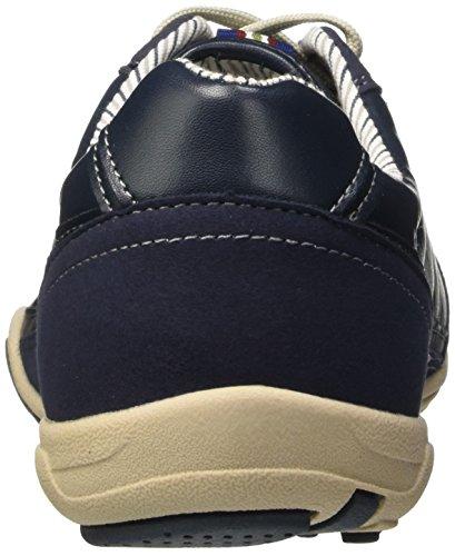 BATA 8419634, Sandalias con Plataforma para Hombre Azul (Blu)