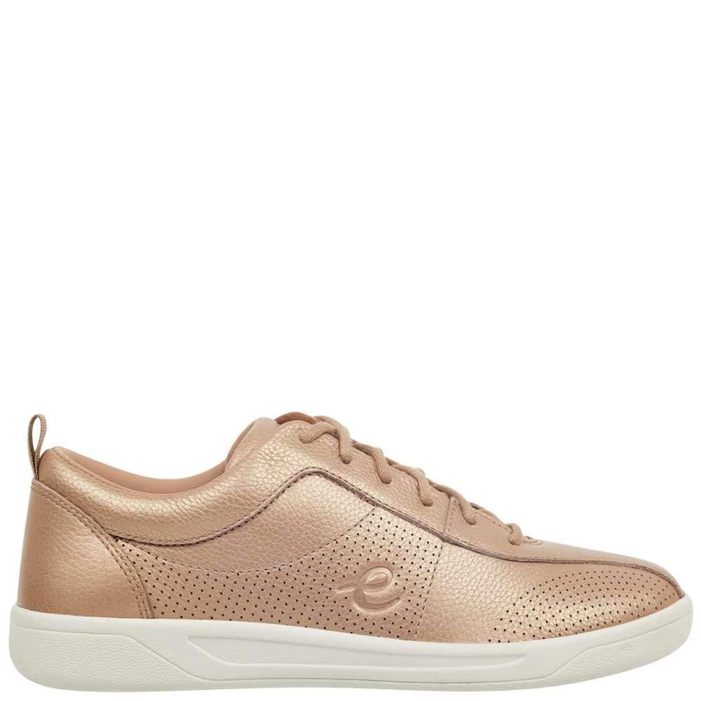 gold Easy Spirit Womens Freney8 Sneaker