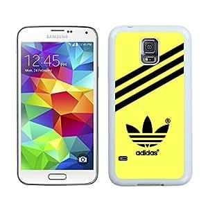 New DIY Custom Design Cover Case For Samsung Galaxy S5 I9600 G900a G900v G900p G900t G900w Adidas 23 White Phone Case