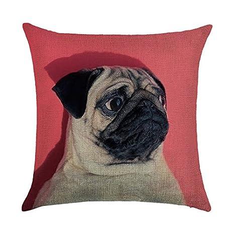 MAYUAN520 Cojines Gracioso & Individualidad Mascotas Perros ...