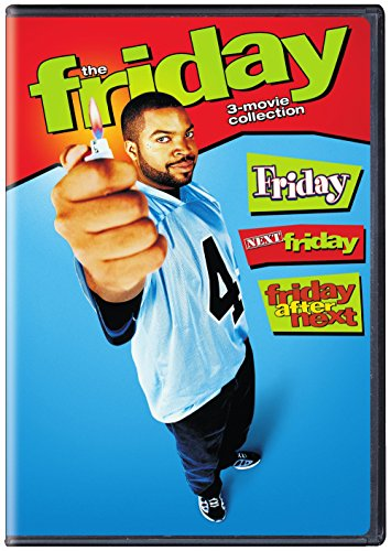 Ice Cube Collection - Friday 1-3 Collection (3FE)