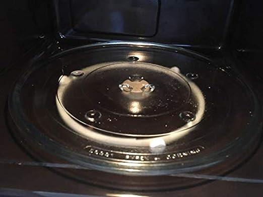 Rodillo giratorio de vidrio para horno de microondas de 6.9 ...