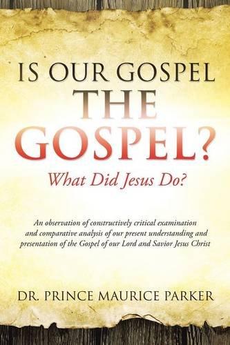 Download Is Our Gospel the Gospel? ebook