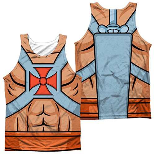 Tank Top: Masters Of The Universe- He-Man Costume