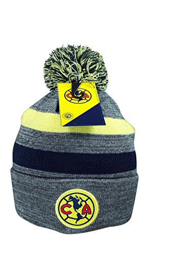 Club America Authentic Official Licensed Product Soccer Beanie - 03-4 by Club America
