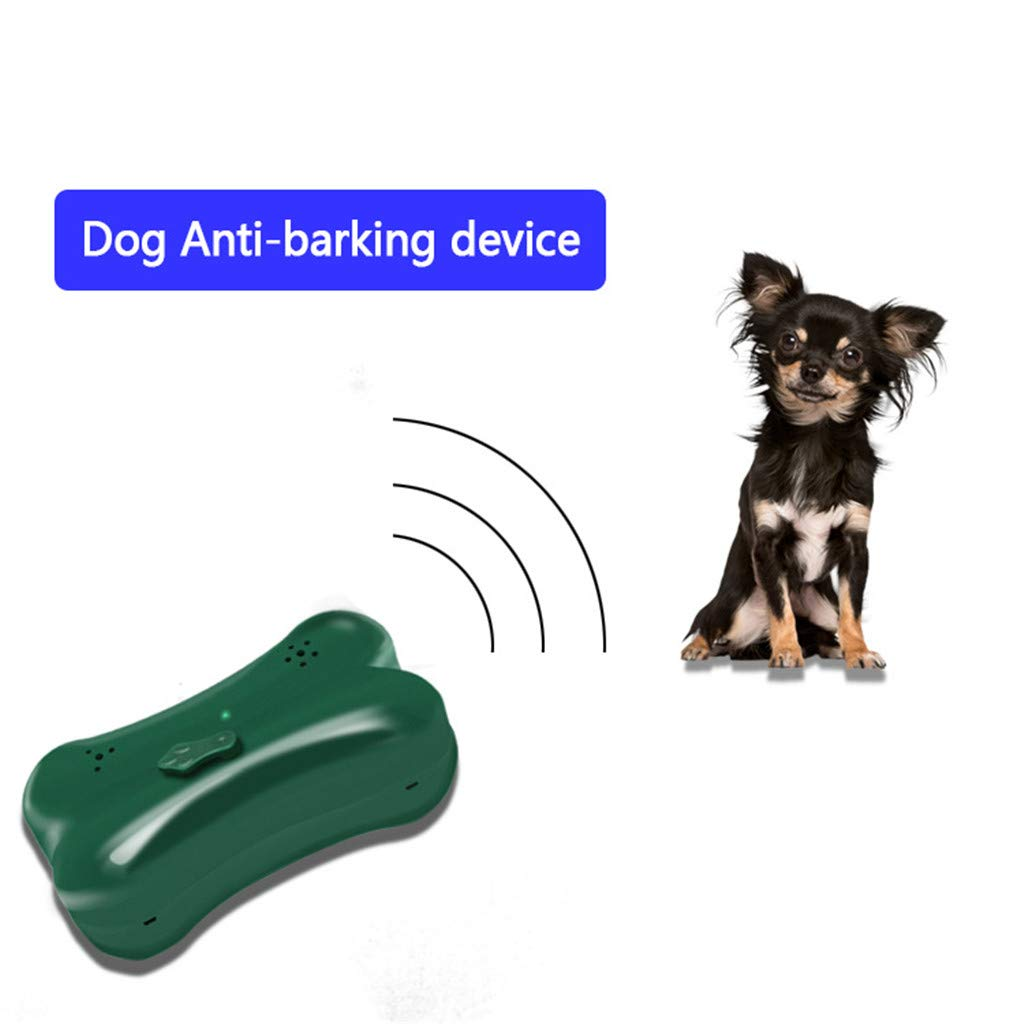 Outdoor Eco-Friendly Hanging Ultrasonic Anti Dog Barking Device for Garden Park Yard