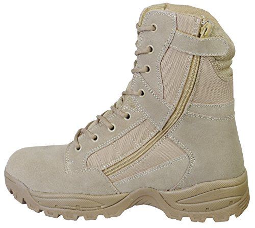 5eb2d66e337 Savage Island Tactical Side Zip Army Patrol Combat Boots - Buy ...