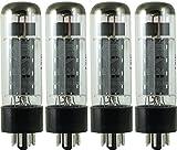 Mullard Reissue EL34 Power Vacuum Tube; Matched Quad