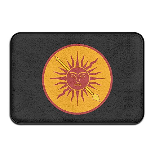 kongpao-ricard-logo-doormats-entrance-rug-floor-mats