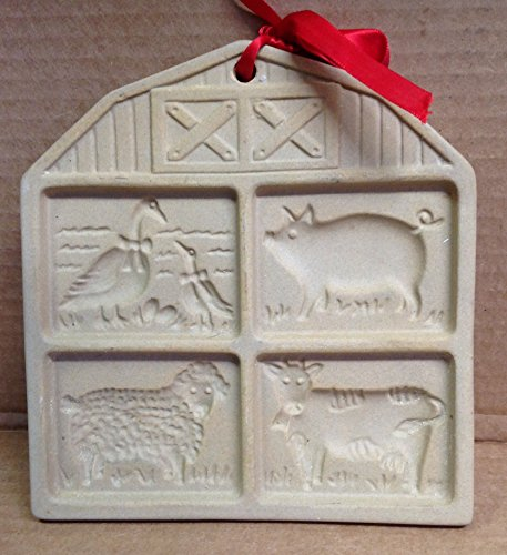 Pampered Chef Farmyard Friends Cookie Mold