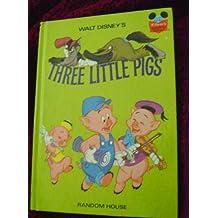 THE THREE LITTLE PIGS (Disney's Wonderful World of Reading)