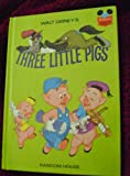THE THREE LITTLE PIGS (Disney's Wonderful World of Reading)
