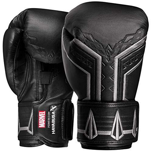 Hayabusa   Black Panther Boxing Gloves   Marvel Hero Elite Series - 12oz]()