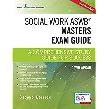 Social Work ASWB Masters Exam Guide: A Comprehensive Study Guide for Success