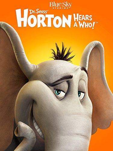Dr. Seuss Horton Hears a Who!