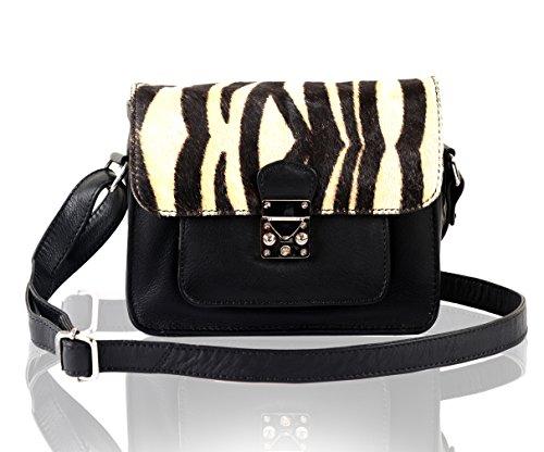Allora Sophia Women's Shoulder Bag SO AL01 zeb