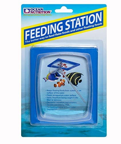 - Feeding Station for fish