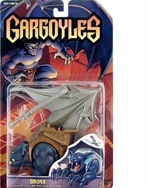 Gargoyles Bronx Action Figure