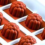 Matfer Bourgeat 339013 Fruit Jelly Raspberry Mold