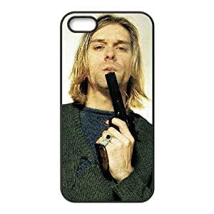Kurt Cobain iPhone 4 4s Cell Phone Case Black Dvasw