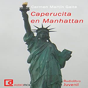 Caperucita en Manhattan [Little Red Riding Hood in Manhattan] Audiobook