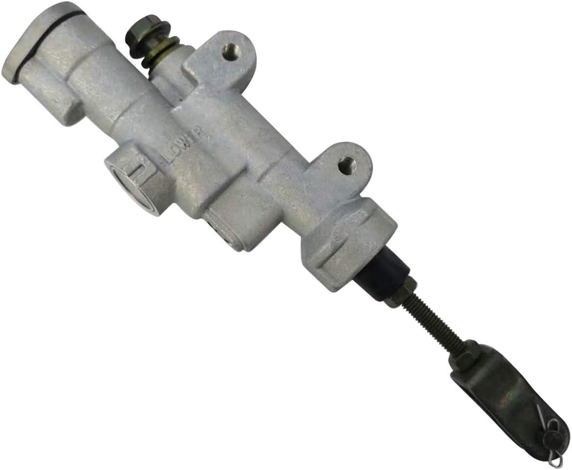 M MATI Rear Brake Master Cylinder Assembly 43500-KZ4-J43 for Honda CR125 CR250 CRF150 CRF250 CRF250 CRF450
