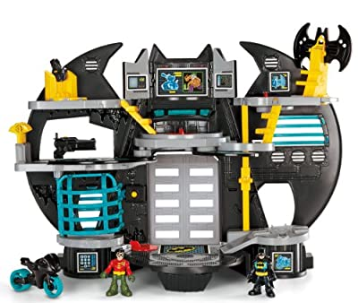 Fisher-Price Imaginext Super Friends Batcave from Fisher Price