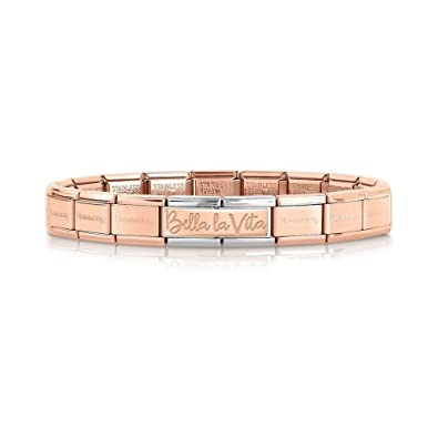 Nomination Women Stainless Steel Chain Bracelet - 439025/20 FZ8Nh5