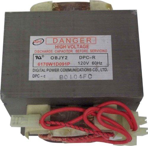 GE WB27X10971 HV Transformer for - Microwave Transformer