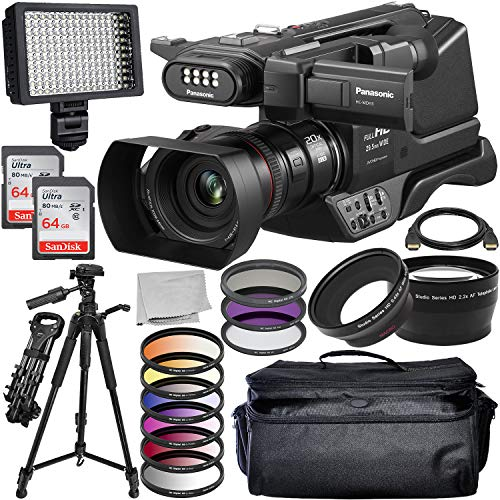 panasonic 160 hd video camera - 7