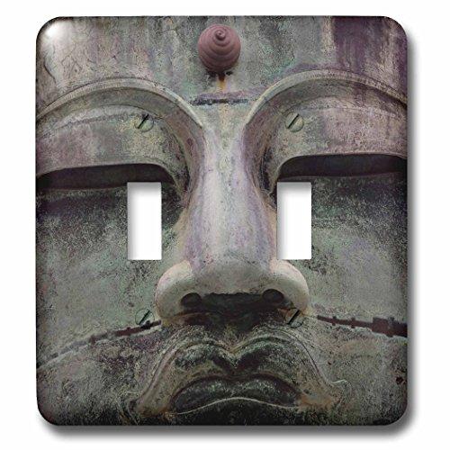Danita Delimont - Statues - Buddha statue, Daibutsu aka Giant Buddha, Kamakura, near Tokyo, Japan - Light Switch Covers - double toggle switch (lsp_225894_2) (Daibutsu Statue)