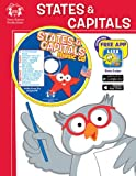 States & Capitals (Workbook and Music CD)
