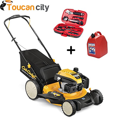 Cub Cadet 21 in. 159cc 3-in-1 High Rear Wheel Gas Walk-Behin