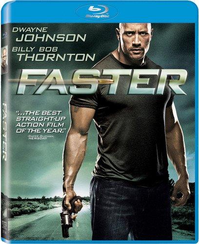 Faster  Blu Ray