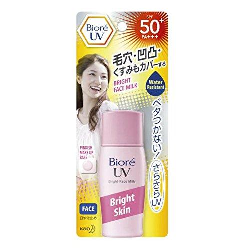 Biore from Thailand UV Bright Face Milk SPF50+/PA+++30 Ml