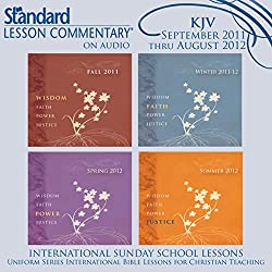 Standard Lesson Commentary (Complete 2011-2012 Year)