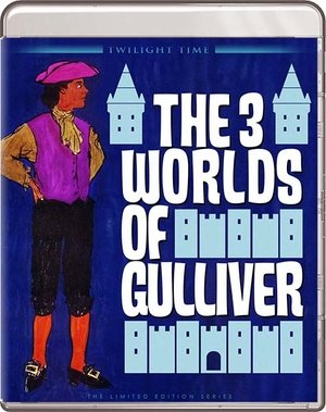 The 3 Worlds of Gulliver - Twilight Time [1960] [Blu ray]