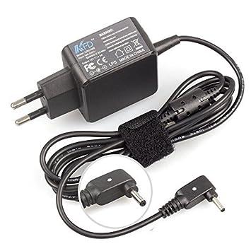 TomEasy® DC 12V Cargador Adaptador para Acer Switch 10,Acer ...