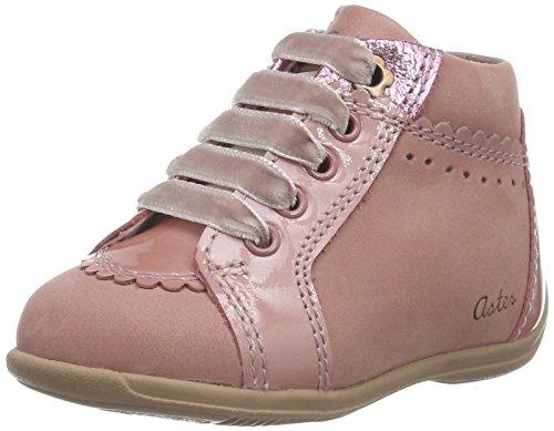 Aster Osia - Botas de senderismo Bebé-Niños Rosa - Pink (13)