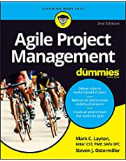 Agile Project Management For Dummies (For Dummies (Computer/Tech))