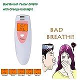 FidgetFidget Bad Breath Tester Odor Tester Health Care Gadgets Breathalyzer Detector Analyzer