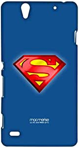 Macmerise Logo Superman Sublime Case For Sony Xperia C4