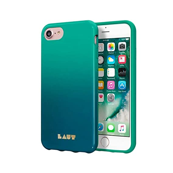 newest f929c bbed8 Amazon.com: LAUT iPhone 8 Plus/7 Plus/6 Plus Case Huex: Cell Phones ...