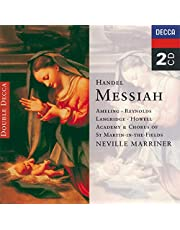 Various Artists, Academy of St. Martin in the Fields, Neville Marriner - Handel: Messiah