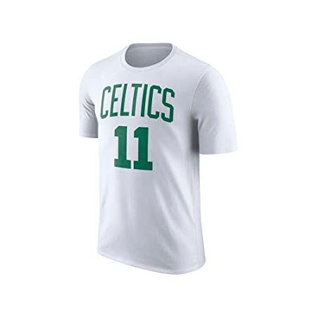 Amazon.com   Outerstuff Kyrie Irving Boston Celtics Youth White Name and Number  Player T-Shirt   Sports   Outdoors e6e7c16d2