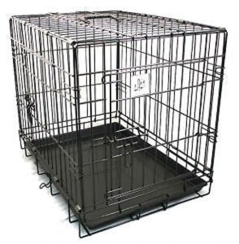 Dog Life Dog or Puppy Crate, 107 x 69 x 78 cm
