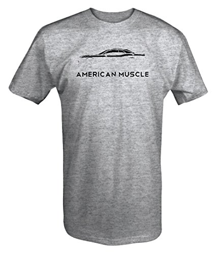 American Muscle Dodge Mopar Charger Challenger Car Hellcat T shirt - Xlarge