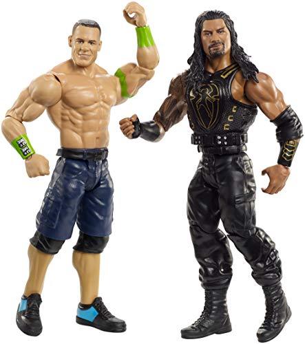 Wwe Wrestling John Cena - WWE Series # 56 John Cena & Roman Reigns Battle Pack
