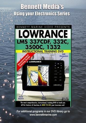 (LOWRANCE LMS-1332, 337CDF,332C, 3500C )