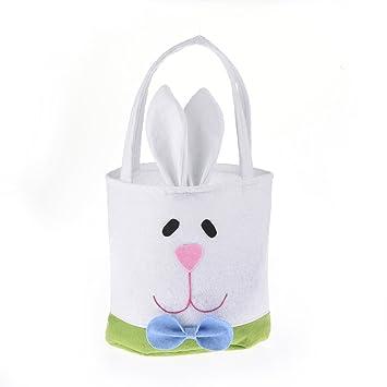 Easter gift bag bulary easter bunny candy bag easter egg hunt easter gift bag bulary easter bunny candy bag easter egg hunt baskets bunny bags negle Gallery